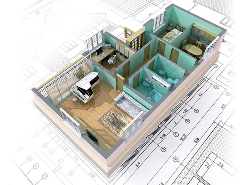 Самостоятельный дизайн квартиры: пошаговая инструкция